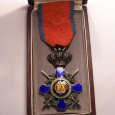 Ordinul Steaua Romaniei Cavaler la Cutie Piesa de Colectie