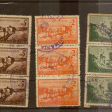 Timbre fiscale Camera de  Agricultura 1930, Stampilat