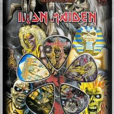 Pene Chitara Iron Maiden: Early Albums