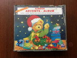 Das grose kinder advents album dublu disc 2 cd muzica copii limba germana 1995