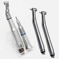Set 5 piese de mana stomatologie micromotor piesa dreapta piesa cot 2 turbine