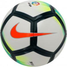 Minge de fotbal Nike LA LIGA Santander. Marimea 5 - Alb colorat - Minge fotbal Nike, Marime: 5