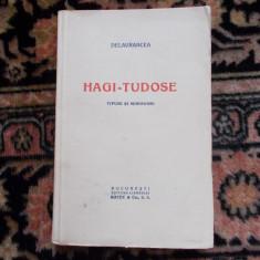 Delavrancea - Hagi-Tudose - Roman
