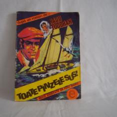 Vand Banda desenata Toate Panzele Sus-Radu Tudoran