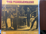 Tumbleweeds country and western music disc vinyl lp muzica country electrecord, VINIL