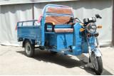 Tricicleta electrica cu bena, pentru munci agricole, transport marfa ZT-30 EEC CARGO ALBASTRU