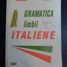 Gramatica Limbii Italiene - Haritina Gherman Rodica Sirbu ,542622