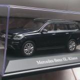 Macheta Mercedes GL-Class (X166) 2013 Bleumarin - Norev 1/43, 1:43