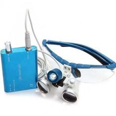 Lupe dentare LED pentru magnificatie - utilizare in stomatologie si nu numai