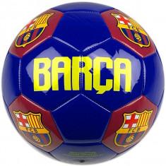 Minge de Fotbal BARCA - Marimea 5. Culorile echipei de fotbal Barca - Minge fotbal