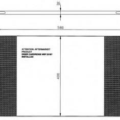 Radiator Aer Conditionat 43043