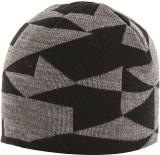 Caciula Highlander Beanie Hat, Gri/Negru