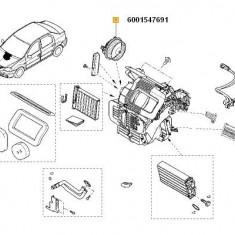 Gmv Incalzire Fata Habitaclu Log/Sand/Duster 31581 - Electroventilator auto