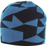 Caciula Highlander Beanie Hat, Albastru/Negru