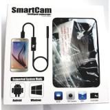 Camera inspectie endoscop , telefon android si pc , 2m , fact si garantie