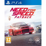 Need for Speed (NFS) Payback PS4 Xbox One, Actiune