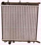 Radiator, racire motor CITROEN C2 (JM) (2003 - 2016) KLOKKERHOLM 0519302188