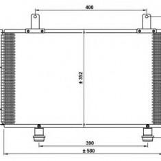 Radiator Aer Conditionat 43069