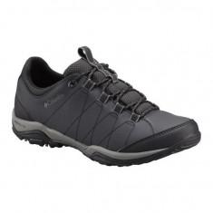 Pantofi Columbia Sentiero Black - Pantofi barbat Columbia, Marime: 44, 45, Culoare: Negru