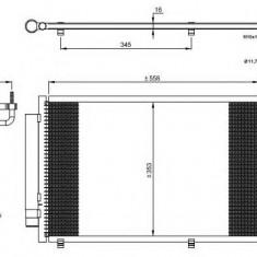 Radiator Aer Conditionat 42206