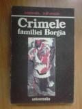 d10 Crimele Familiei Borgia - Michel Zevaco