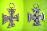 WW1-Crucea de Fier FW 1813-W-1914 Germania decoratie militara al 2 lea Reich.
