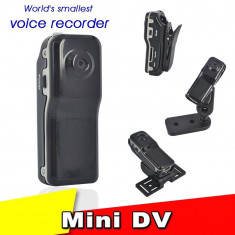 Camera md80 breloc video auto moto bicicleta spy dvr webcam
