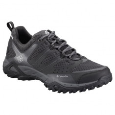 Pantofi Columbia Peakfr Xcrsn Xcel Outdry - Pantofi barbat Columbia, Marime: 45, Culoare: Negru