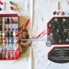 Colectie completa Mega Popz STAR WARS + ochelari + zar si 4 figurine pt. joc