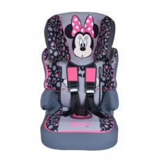Scaun Auto Nania Minnie Mouse 1-2-3 (9-36Kg) 36777 - Scaun auto copii Nania, Isofix