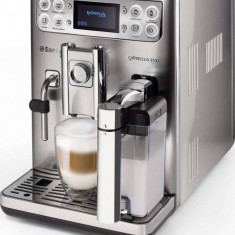 Espressor cafea Philips HD8858/01 Saeco Exprelia Super automat 1400W 1.5l argintiu metalic
