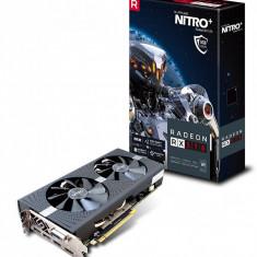 Placa video SAPPHIRE 11266-09-20G, RADEON RX 570 8GB, GDDR5, NITRO +, 2xHDDVI-D 2XDP W/BP IN bulk - Placa video PC Sapphire, Ati