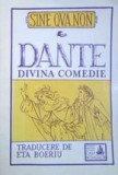 Divina Comedie (Infernul Purgatoriul Paradisul)  -  Dante Alighieri