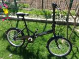 Bicicleta Romet Wigry 3 viteze pliabila, 11, 20