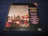 Frank Zappa , BoulezThe Perfect Stranger_vinyl,LP _ EMI(Europa,1984)