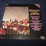 Frank Zappa , Boulez	The Perfect Stranger_vinyl,LP _ EMI(Europa,1984), VINIL, emi records