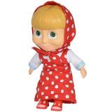 Papusa Masha 23 cm cu rochita rosie, Simba