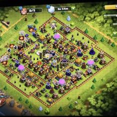 Cont clash of clans - Jocuri Logica si inteligenta