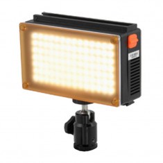 Kit lampa video Fotodiox, 98 LED, acumulator Li-Ion