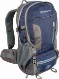 Rucsac Highlander Hiker 30, Albastru-Navi Blue/Gri