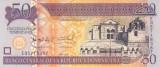 Bancnota Republica Dominicana 50 Pesos Dominicanos 2011 - P183a UNC