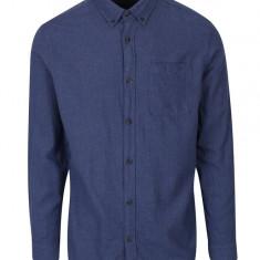 Camasa slim albastra cu buzunar la piept - Jack & Jones Voakland, Jack & Jones