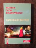 ANONIMA DE MIERCURI - RODICA OJOG BRASOVEANU, Nemira