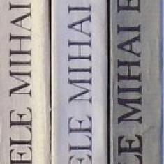 CAIETELE MIHAI EMINESCU - STUDII, ARTICOLE, NOTE, DOCUMENTE, ICONOGRAFIE SI BIBLIOGRAFIE prezentate de MARIN BUCUR, ilustratii de VASILE SOCO - Roman