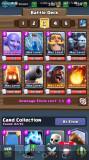 Vand cont clash royale 1+1 gratuit, Supercell