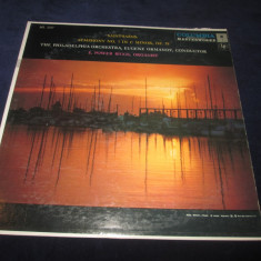 Saint-Saens,Eugene Ormandy- Symphony nr.3 In C minor , Op.78_vinyl,LP_Columbia, VINIL, Columbia