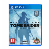 Rise of the Tomb Raider 20 Year Celebration  PS4, Actiune