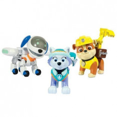 Set 3 figurine Paw Patrol Eroi - Figurina Animale