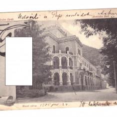 CP Herculane - Strada Rudolf, 1905, circulata, Fotografie, Baile Herculane