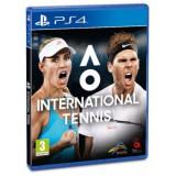AO International Tennis PS4 Xbox One, Actiune